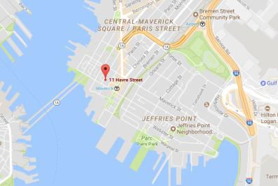 11 Havre Street East Boston