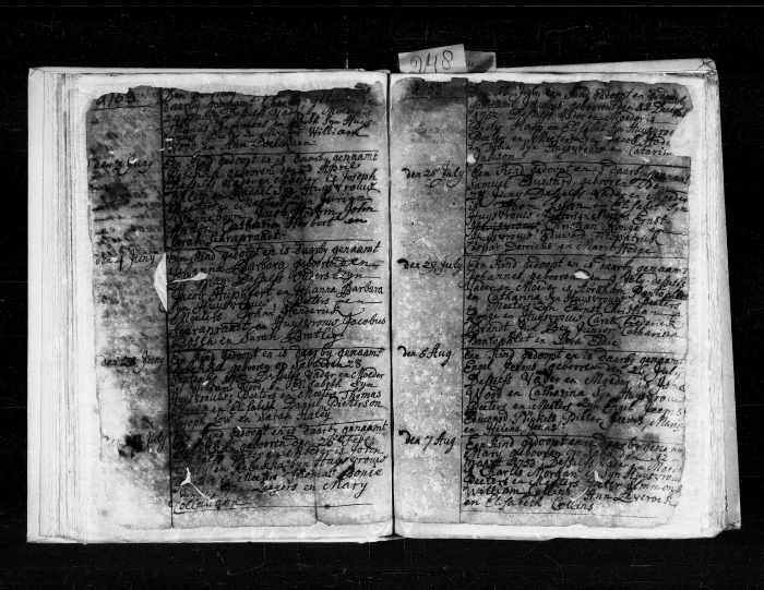 1756 DARSY Rebecca Birth