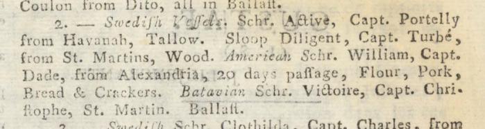 Report 15 decembre 1804