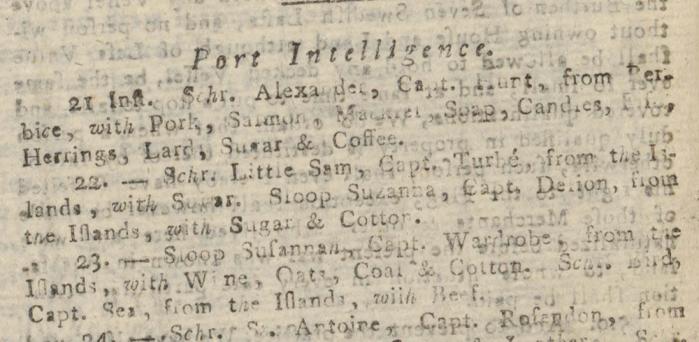 report 28 mai 1804
