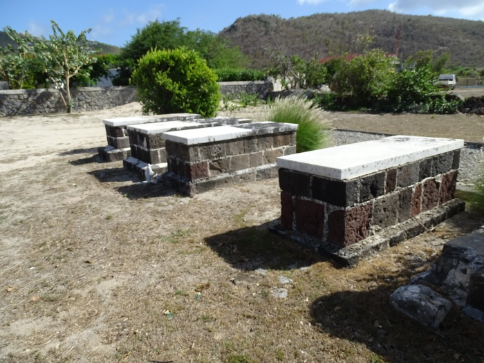 RIDDERHJERTA 4 tombes
