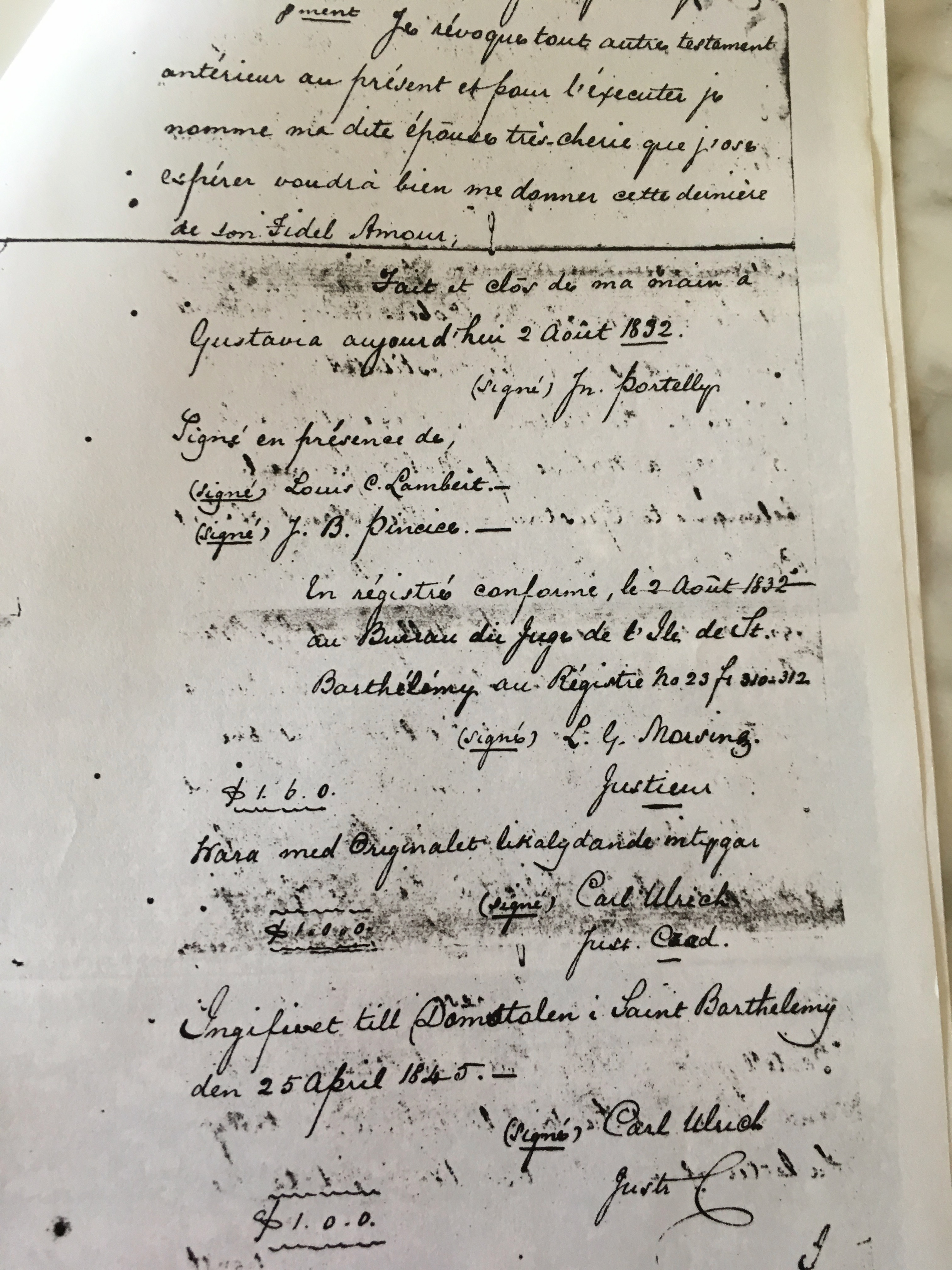 close will John Portelly 1832