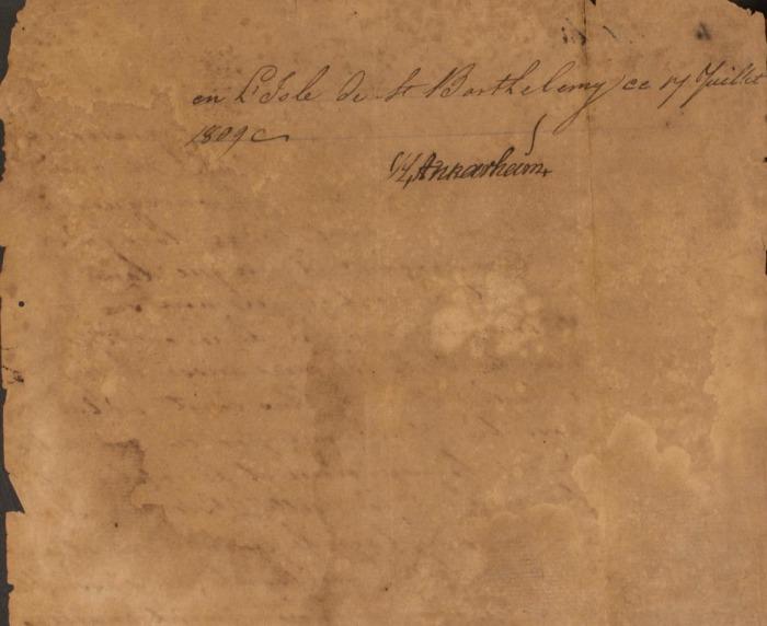 FRANOM_FSB_282_ALVIN page 236 proclamation milices 1809 (glissé(e)s) 2